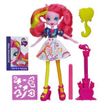 Rainbow Rocks Pinkie Pie decorating skirt toy