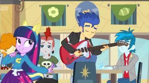 Equestria Girls - Helping Twilight Win The Crown 1080p HD