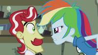 Rainbow Dash --of course that's her real name!-- EG2