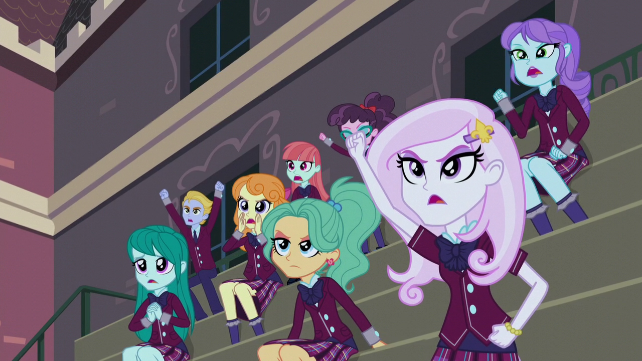 Image Cpa Students In A Clamor My Little Pony