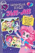 Canterlot High Tell-All book cover
