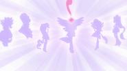Main six transformation silhouettes EG