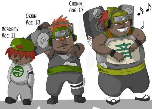 Naruto OC Kumo BoomBox Ninja by HiMyNameIsBlargh
