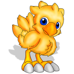 Chocobo (Chocobo Dungeon Wii).png