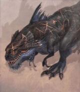 Paleosaurio FFXII