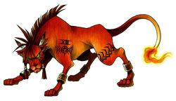 Ilustracion Red XIII Nomura.jpg