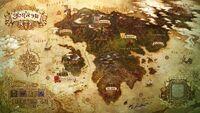 Mapa de Eorzea