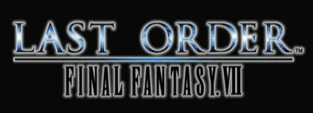 Archivo:Logo FFVII Last Order.jpg