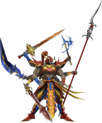 Gilgamesh en Modo EX