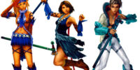 Estrella del Pop (Final Fantasy X-2)