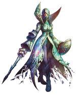 Shiva from Final Fantasy Tactics Advance