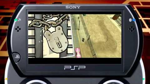 Grand Theft Auto Chinatown Wars - PSP Trailer
