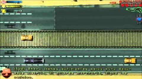 GTA 2 (PC) - Trabajo final (Distrito Residencial)