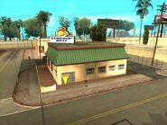 Cluckin' Bell East Los Santos