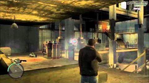 GTA IV Mission Hostile Negotiation