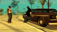 GTA San Andreas Beta Mission Ryder