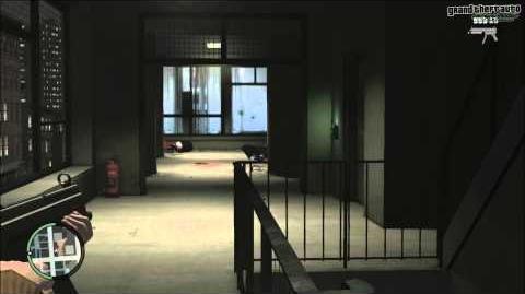 GTA IV Mission Holland Nights