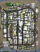 Mapa de herraduras original