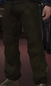 Pantalones chándal verde oliva negro GTA IV.png