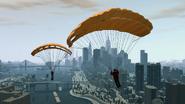 Paracaídas TBOGT