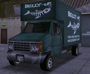 Triad Fish Van III
