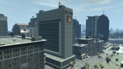 RON edificio