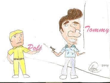 Caricatura Tommy y poli.jpg