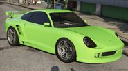 Comet verde