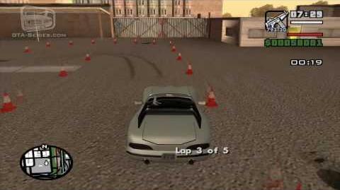 Autoescuela de coches - Vuelta rápida