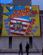 PunkNoodles GTAIII anuncio