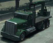 Flatbed grúa GTA IV