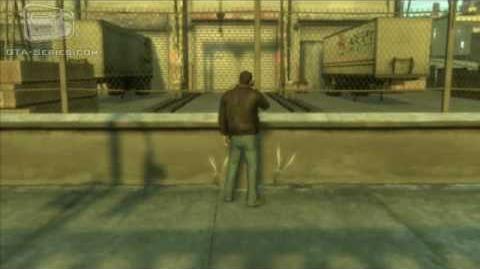 GTA IV High-End Assassination Mission - Derelict Target