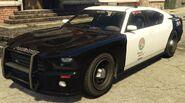 PoliceBuffalo-PS4 gtav