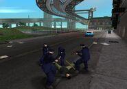 Baude beta arrest