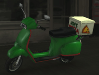 grand theft coche liberty city stories: