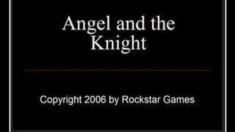 Angel and the Knight Commercial