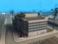Vista Aérea del Las Venturas Hospital.JPG