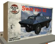 Caja de Swat van tienda RC Zero