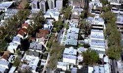 Grand Theft Auto 2 The Movie - Vista aérea residencial
