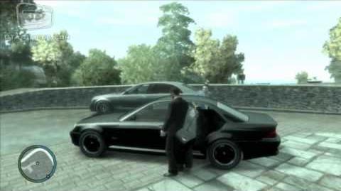 GTA IV Mission Pegorino's Pride
