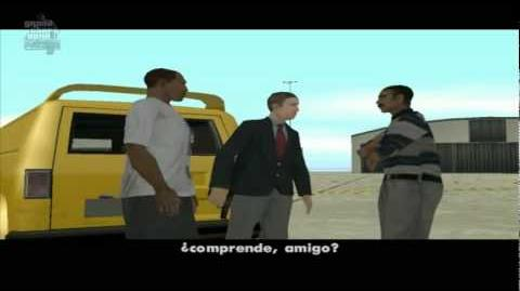 GTA San Andreas - Misión 48 Mike Toreno - HQ