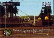 GTA San Andreas Beta Camara