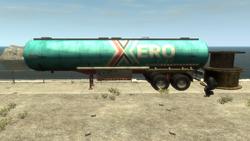 Xero Gas cisterna