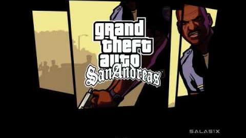 Grand Theft Auto- San Andreas C.R.A.S.H. Theme