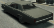 Buccaneer detrás GTA IV