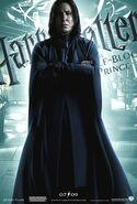 HBP Main Character Banner Severus Snape