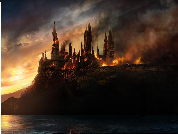 Batalla de Hogwarts   Harry Potter Wiki   Fandom powered