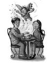 Harry Potter y la Orden del Fénix - Ilustración capítulo 25