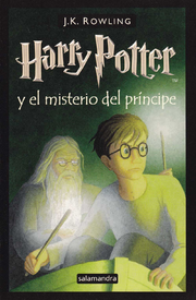 Harry Potter y el Misterio del Príncipe Portada Español.PNG