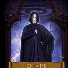 Poster Snape